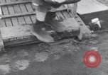 Image of Army Service Forces European Theater, 1944, second 8 stock footage video 65675075785