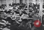 Image of United States soldiers being classified for jobs United States USA, 1943, second 8 stock footage video 65675075794