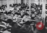 Image of United States soldiers being classified for jobs United States USA, 1943, second 9 stock footage video 65675075794