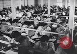 Image of United States soldiers being classified for jobs United States USA, 1943, second 10 stock footage video 65675075794