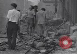 Image of Destruction and victims off German bombing in Britain European Theater, 1944, second 5 stock footage video 65675075795