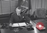 Image of Dwight David Eisenhower Arlington Virginia USA, 1949, second 7 stock footage video 65675075799