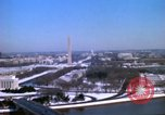 Image of Washington DC monuments Washington DC USA, 1964, second 11 stock footage video 65675075807