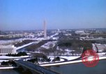 Image of Washington DC monuments Washington DC USA, 1964, second 12 stock footage video 65675075807