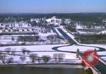 Image of monuments Washington DC USA, 1964, second 2 stock footage video 65675075810