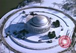 Image of monuments Washington DC USA, 1964, second 12 stock footage video 65675075811