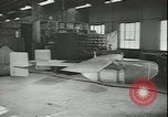 Image of radio guided missile European Theater, 1947, second 4 stock footage video 65675075817