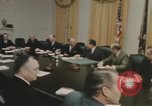 Image of Richard Nixon Washington DC USA, 1969, second 2 stock footage video 65675075824