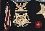 Image of Medal of Honor United States USA, 1968, second 2 stock footage video 65675075825