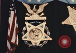 Image of Medal of Honor United States USA, 1968, second 4 stock footage video 65675075825