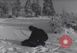Image of 41st Tank Battalion Bercheux Belgium, 1945, second 10 stock footage video 65675075829