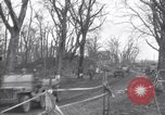 Image of 2nd Armored Division Julich Germany, 1945, second 8 stock footage video 65675075841