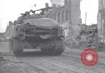 Image of 2nd Armored Division Julich Germany, 1945, second 7 stock footage video 65675075846