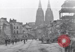 Image of 3rd Armored Division Cologne Germany, 1945, second 1 stock footage video 65675075885