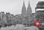 Image of 3rd Armored Division Cologne Germany, 1945, second 2 stock footage video 65675075885