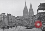 Image of 3rd Armored Division Cologne Germany, 1945, second 4 stock footage video 65675075885