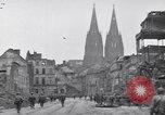 Image of 3rd Armored Division Cologne Germany, 1945, second 5 stock footage video 65675075885