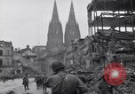 Image of 3rd Armored Division Cologne Germany, 1945, second 6 stock footage video 65675075885