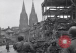 Image of 3rd Armored Division Cologne Germany, 1945, second 7 stock footage video 65675075885