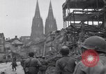 Image of 3rd Armored Division Cologne Germany, 1945, second 10 stock footage video 65675075885