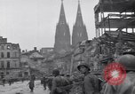 Image of 3rd Armored Division Cologne Germany, 1945, second 11 stock footage video 65675075885
