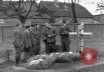 Image of United States aviators Wackersleben Germany, 1945, second 4 stock footage video 65675075889