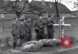 Image of United States aviators Wackersleben Germany, 1945, second 7 stock footage video 65675075889