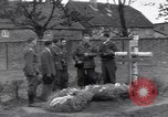 Image of United States aviators Wackersleben Germany, 1945, second 9 stock footage video 65675075889