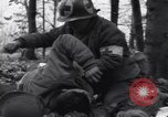 Image of wounded soldier Kollerschlag Germany, 1945, second 7 stock footage video 65675075891