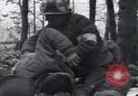 Image of wounded soldier Kollerschlag Germany, 1945, second 10 stock footage video 65675075891