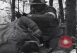 Image of wounded soldier Kollerschlag Germany, 1945, second 11 stock footage video 65675075891