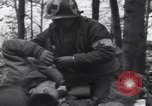 Image of wounded soldier Kollerschlag Germany, 1945, second 12 stock footage video 65675075891