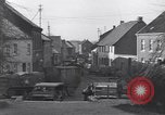 Image of Civilians returning to their homes Hinsbeck Germany, 1945, second 8 stock footage video 65675075901