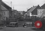 Image of Civilians returning to their homes Hinsbeck Germany, 1945, second 9 stock footage video 65675075901