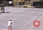 Image of tennis match Honolulu Hawaii USA, 1945, second 7 stock footage video 65675075915