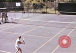 Image of tennis match Honolulu Hawaii USA, 1945, second 8 stock footage video 65675075915