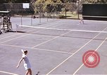 Image of tennis match Honolulu Hawaii USA, 1945, second 9 stock footage video 65675075915