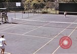 Image of tennis match Honolulu Hawaii USA, 1945, second 10 stock footage video 65675075915