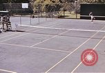 Image of tennis match Honolulu Hawaii USA, 1945, second 11 stock footage video 65675075915