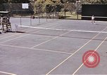 Image of tennis match Honolulu Hawaii USA, 1945, second 12 stock footage video 65675075915