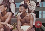 Image of tennis match Honolulu Hawaii USA, 1945, second 4 stock footage video 65675075916
