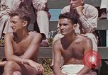 Image of tennis match Honolulu Hawaii USA, 1945, second 7 stock footage video 65675075916