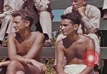 Image of tennis match Honolulu Hawaii USA, 1945, second 8 stock footage video 65675075916