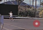 Image of tennis match Honolulu Hawaii USA, 1945, second 12 stock footage video 65675075916