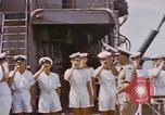 Image of British ship Atlantic Ocean, 1945, second 2 stock footage video 65675075920