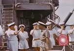 Image of British ship Atlantic Ocean, 1945, second 3 stock footage video 65675075920