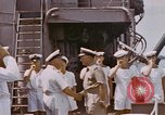 Image of British ship Atlantic Ocean, 1945, second 4 stock footage video 65675075920