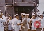Image of British ship Atlantic Ocean, 1945, second 5 stock footage video 65675075920