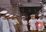 Image of British ship Atlantic Ocean, 1945, second 8 stock footage video 65675075920