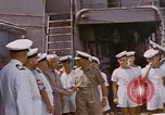 Image of British ship Atlantic Ocean, 1945, second 10 stock footage video 65675075920